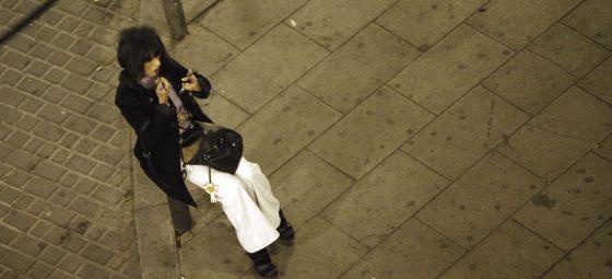calle prostitutas madrid porcentaje hombres prostitutas