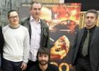 Luis Marías presenta 'Fuego' en casa